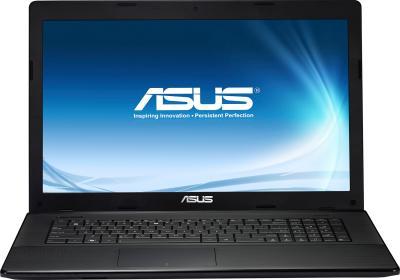 Ноутбук Asus X751LA-TY004D - фронтальный вид