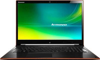 Ноутбук Lenovo Flex 15 (59411915) - фронтальный вид