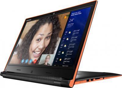 Ноутбук Lenovo Flex 15 (59411915) - планшетный вид