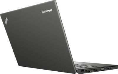 Ноутбук Lenovo ThinkPad X240 (20AL000YRT) - вид сзади