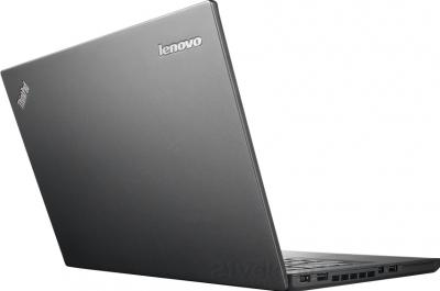 Ноутбук Lenovo ThinkPad T440s (20AQ001NRT) - вид сзади
