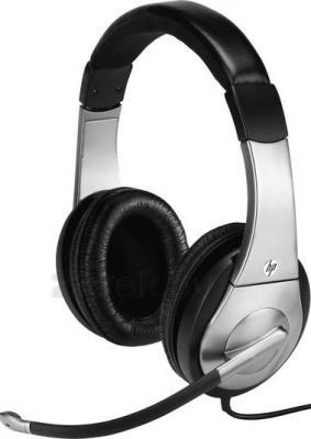 Наушники-гарнитура HP Premium Digital Headset (XA490AA) - общий вид