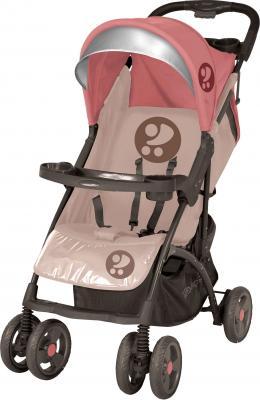 Детская прогулочная коляска Lorelli Foxy (Beige-Terracotta) - общий вид
