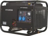 Бензиновый генератор Hyundai HY7000SE -