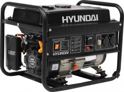 Бензиновый генератор Hyundai HHY2500F - общий вид