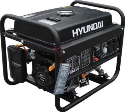 Бензиновый генератор Hyundai HHY3000F - общий вид