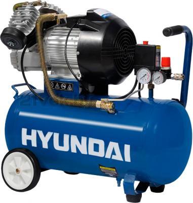 Воздушный компрессор Hyundai HY2550 - общий вид