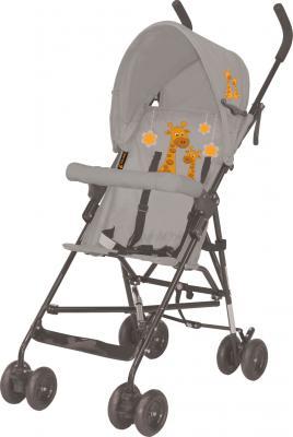 Детская прогулочная коляска Lorelli Light (Beige Giraffes) - общий вид