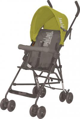Детская прогулочная коляска Lorelli Light (Beige-Green Beloved Baby) - общий вид
