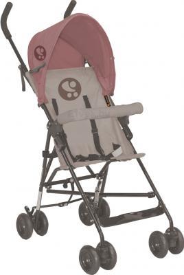 Детская прогулочная коляска Lorelli Light (Beige-Terracotta) - общий вид