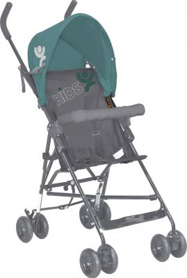 Детская прогулочная коляска Lorelli Light (Green-Gray Kids) - общий вид