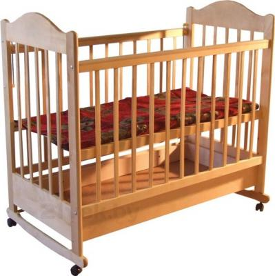 Детская кроватка Эстель 7 (Светлая) - общий вид