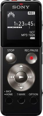 Цифровой диктофон Sony ICD-UX543B - общий вид