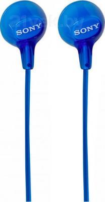 Наушники Sony MDR-EX15LPLI - вид сбоку
