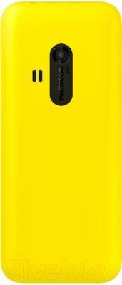 Мобильный телефон Nokia 220 (желтый)