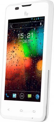 Смартфон Fly IQ449 (White) - полубоком
