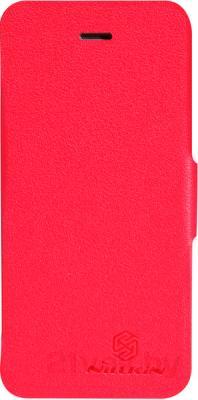 Чехол-флип Nillkin V-series Red (для Apple Iphone 4/4S) - общий вид
