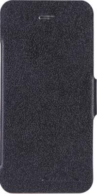 Чехол-флип Nillkin Fresh Series Black (для Apple Iphone 5/5S) - общий вид