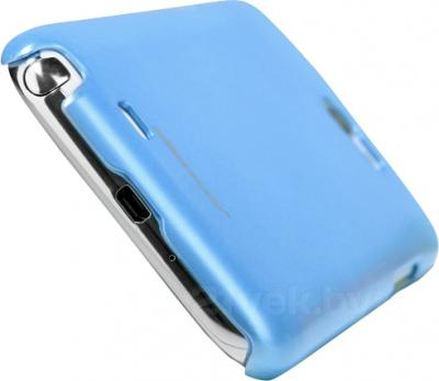 Чехол для телефона Nillkin Multi-Color Blue (для Samsung Galaxy Note2/N7100) - вид снизу