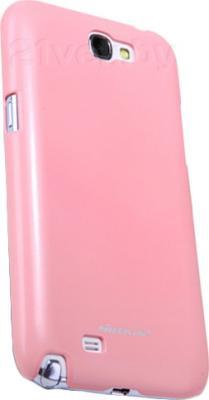 Задняя крышка Nillkin Multi-Color Pink (для Samsung Galaxy Note2/N7100) - вполоборота