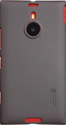 Сменная панель Nillkin Super Frosted Black (для Nokia Lumia 1520) - общий вид