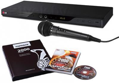 DVD-плеер LG DKS-2000H - общий вид