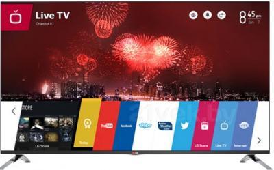 Телевизор LG 42LB690V - общий вид