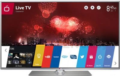 Телевизор LG 55LB652V - общий вид