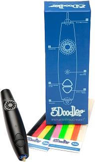 Ручка для 3D-печати WobbleWorks 3Doodler - общий вид