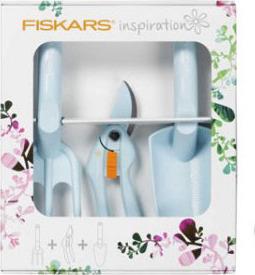 Набор садового инструмента Fiskars Inspiration Lucy 137141 - упаковка