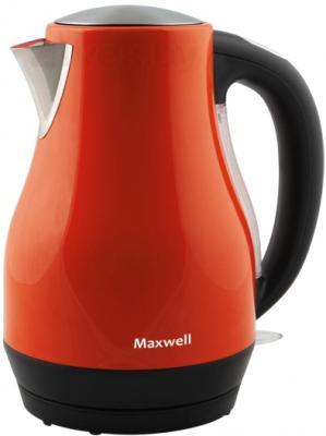 Электрочайник Maxwell MW-1038 R - общий вид