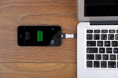 Переходник CulCharge Lighting - подключение к другим устройствам