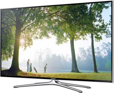 Телевизор Samsung UE55H6500AT - вполоборота