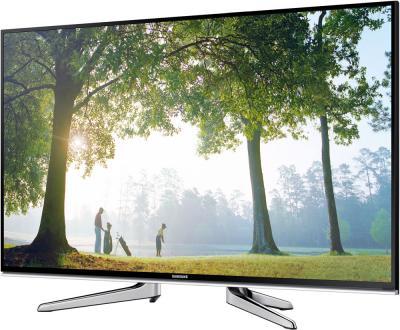 Телевизор Samsung UE55H6650AT - вполоборота