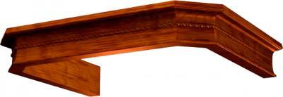 Комплект багетов для вытяжки KRONAsteel Serena 60 CPB/6 (Italian Walnut) - общий вид (цвет товара уточняйте при заказе)