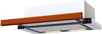 Декоративная панель для вытяжки KRONAsteel Light Cherry - общий вид (цвет уточняйте при заказе)