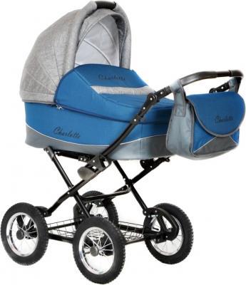 Детская универсальная коляска Expander Charlotte 2 в 1 (80) - общий вид