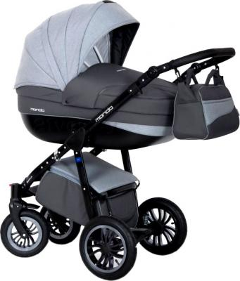 Детская универсальная коляска Expander Mondo Black Line 2 в 1 (15) - общий вид