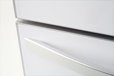Холодильник с морозильником Haier AFD631GW - ручка морозильного отделения