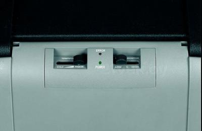 Автохолодильник Waeco CoolFreeze CDF-35 - блок управления