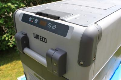 Автохолодильник Waeco CoolFreeze CFX-40 - блок управления