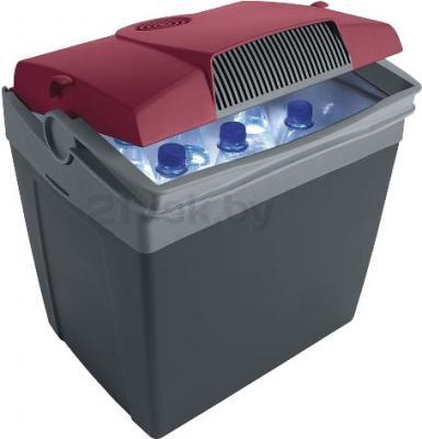 Автохолодильник Mobicool G26 AC/DC - с приоткрытой крышкой