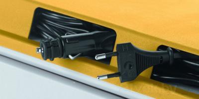 Автохолодильник Mobicool G30 AC/DC - хранение шнура питания