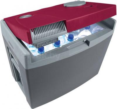 Автохолодильник Mobicool G35 AC/DC - с приоткрытой крышкой