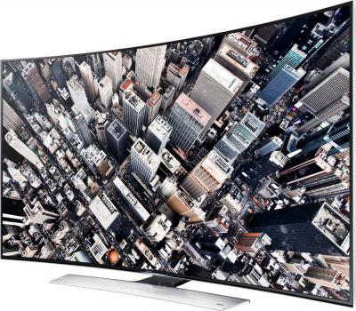 Телевизор Samsung UE65HU9000T - вполоборота