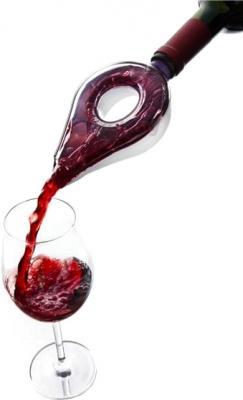 Аэратор для вина VacuVin Aerator 1854560 - наливание вина