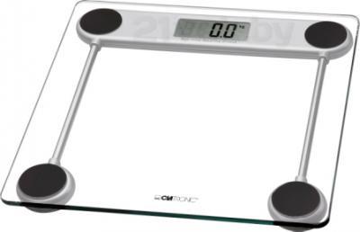 Напольные весы электронные Clatronic PW 3368 (Glass) - общий вид