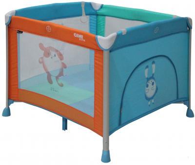 Игровой манеж Lorelli Game Zone (Zoo) - общий вид