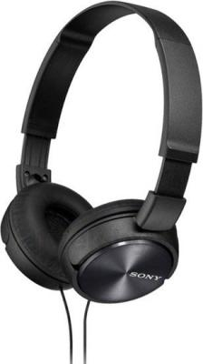 Наушники Sony MDR-ZX310APB - общий вид