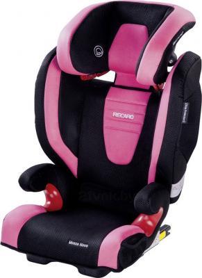 Автокресло Recaro Monza Nova 2 Seatfix (розовый) - общий вид